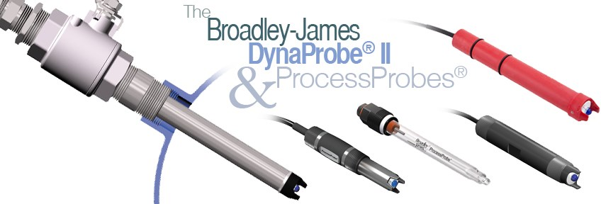 DynaProbe & ProcessProbe Industrial pH Sensors