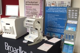 Broadley-James Spores Conference 2016