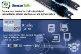 SensorTalk at WEFTEC