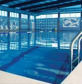 pH redox swimming pool
