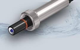 High pressure pH sensor