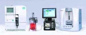 Flownamics 1200 SegFlow Auto Sampler with Nova & ViCell Analysers