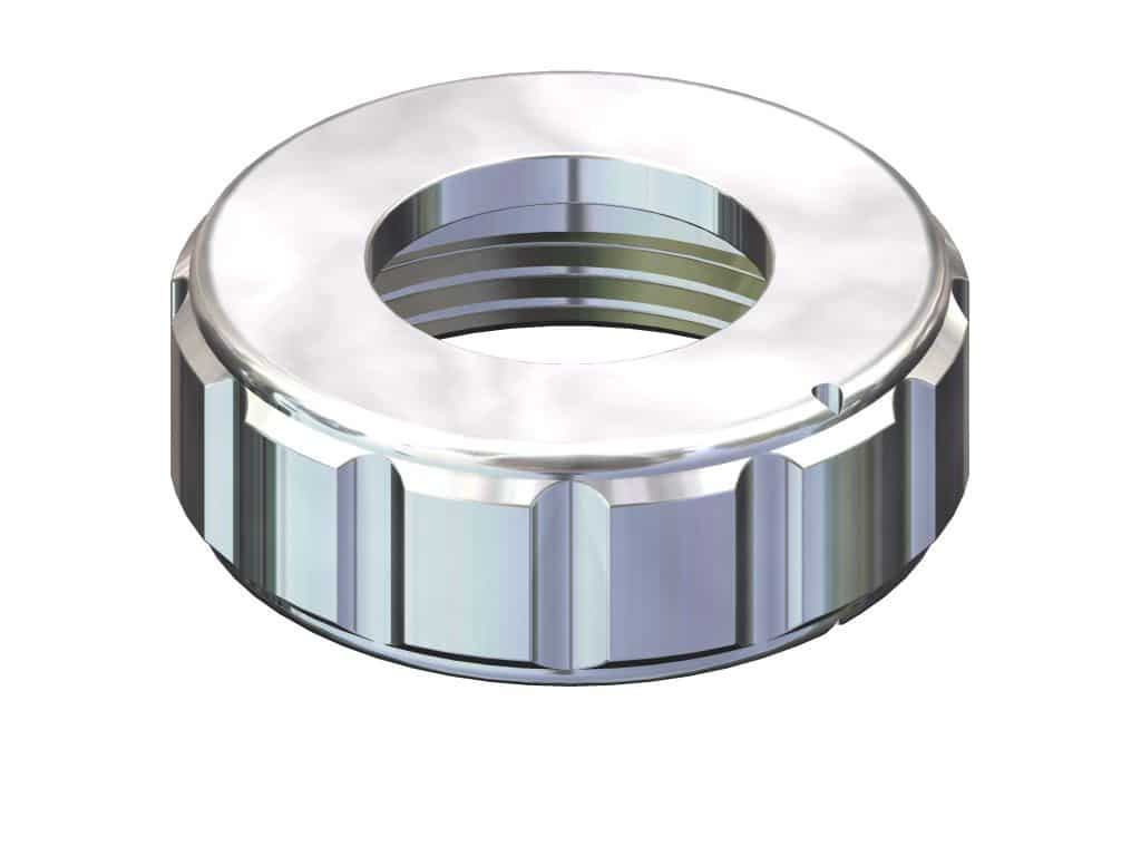 Retainer ring DN25 port