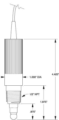 C1121K dimension drawing