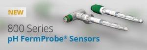 F-800 pH FermProbe sensors
