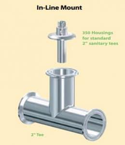 model 350 housing