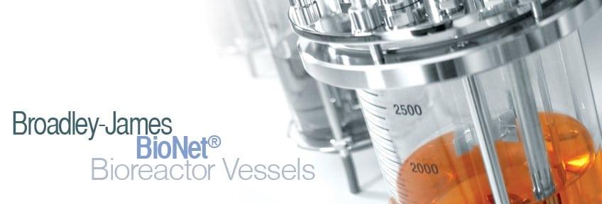 BioNet Bioreactor Vessels