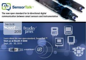 SensorTalk at WEFTEC