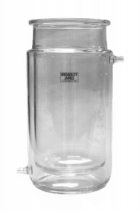 7L Jacketed Glass Vessel
