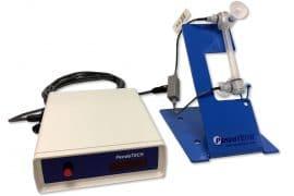 Single-use ultrasonic flowmeter