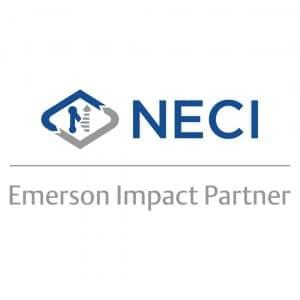 NECI Emerson impact partner